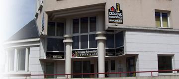 Crousse immobilier for Agence immobiliere 259 avenue de boufflers nancy